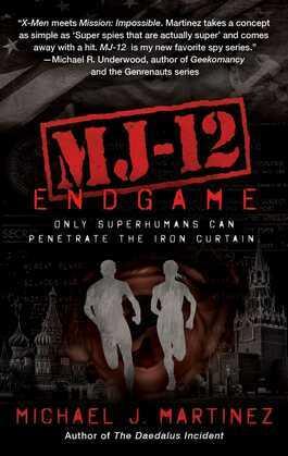 MJ-12: Endgame