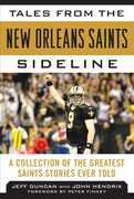 Tales from the New Orleans Saints Sideline