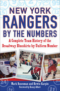 New York Rangers by the Numbers