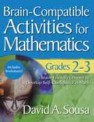 Brain-Compatible Activities for Mathematics, Grades 2-3