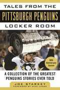 Tales from the Pittsburgh Penguins Locker Room