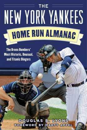 The New York Yankees Home Run Almanac