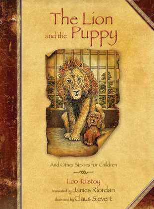The Lion and the Puppy