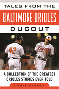 Tales from the Baltimore Orioles Dugout