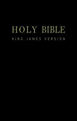 The Holy Bible: Containing the Old and New Testaments - King James Version