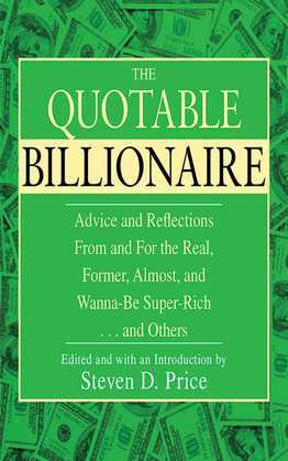 The Quotable Billionaire