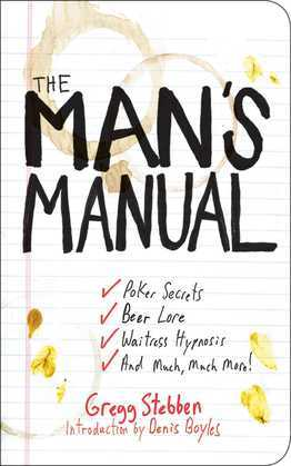 The Man's Manual