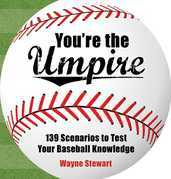 You're the Umpire