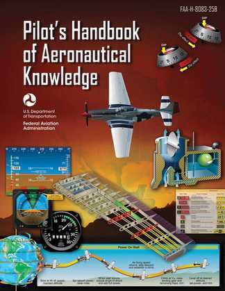 Pilot's Handbook of Aeronautical Knowledge (Federal Aviation Administration)