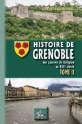Histoire de Grenoble (Tome 2)