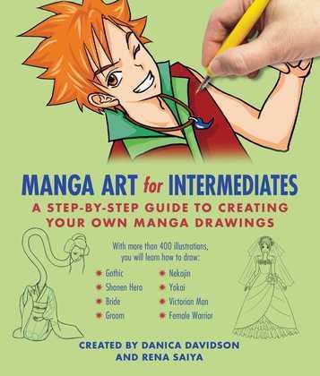 Manga Art for Intermediates