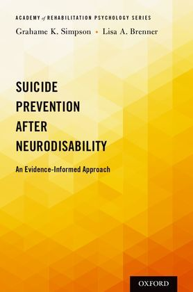 Suicide Prevention after Neurodisability