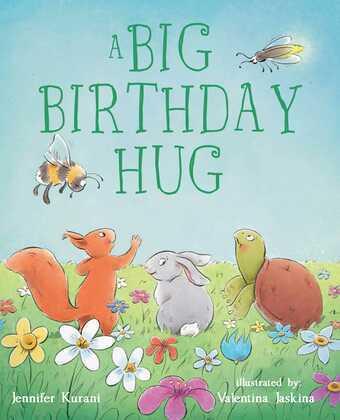 A Big Birthday Hug