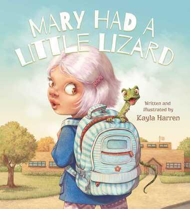 Mary Had a Little Lizard