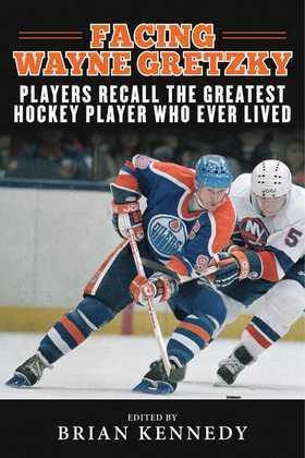 Facing Wayne Gretzky