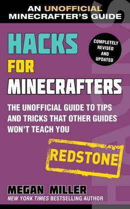 Hacks for Minecrafters: Redstone