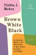 Brown White Black