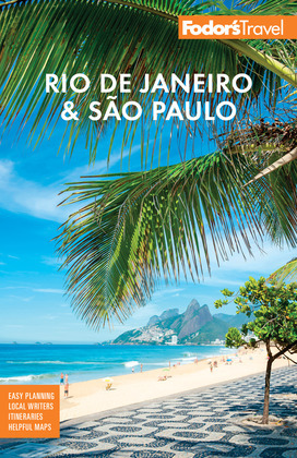 Fodor's Rio de Janeiro & Sao Paulo