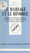 Le mariage et le divorce