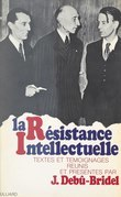 La Résistance intellectuelle