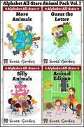 Alphabet All-Stars Animal Pack, Vol. 1