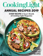 Cooking Light Annual Recipes 2019