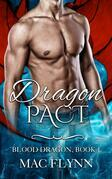 Dragon Pact: Blood Dragon, Book 1 (Vampire Dragon Shifter Romance)