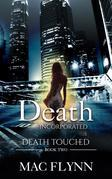Death Incorporated: Death Touched, Book 2 (Urban Fantasy Romance)