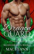 Dragon Guard: Blood Dragon, Book 3 (Vampire Dragon Shifter Romance)