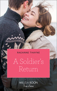 A Soldier's Return (Mills & Boon True Love) (The Women of Brambleberry House, Book 4)