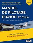 Le Manuel de Pilotage d'Avion - 6e édition