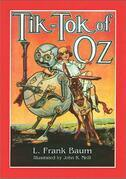 TIK-TOK of OZ - Book 8 in the Land of Oz Series