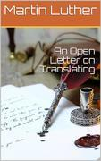 An Open Letter on Translating