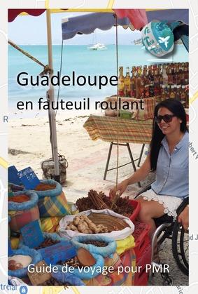 Guadeloupe en fauteuil roulant