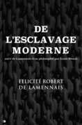 De l'esclavage moderne