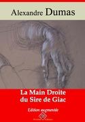 La main droite du Sire de Giac | Edition intégrale et augmentée