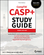 CASP+ CompTIA Advanced Security Practitioner Study Guide