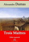 Trois Maîtres : Michel-Ange, Titien, Raphael | Edition intégrale et augmentée