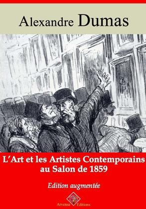 L'Art et les Artistes contemporains au salon de 1859 | Edition intégrale et augmentée
