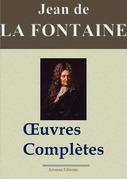 Jean de La Fontaine : Oeuvres complètes illustrées | Les 425 fables, contes et pièces de théâtre