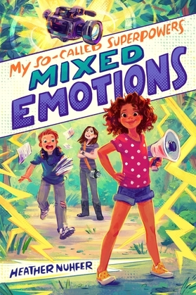 My So-Called Superpowers: Mixed Emotions