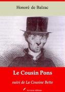 Le cousin Pons suivi de La cousine Bette | Edition intégrale et augmentée