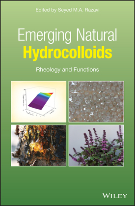 Emerging Natural Hydrocolloids
