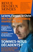 Revue des Deux Mondes février mars 2019