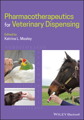 Pharmacotherapeutics for Veterinary Dispensing