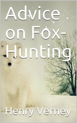Advice on Fox-Hunting