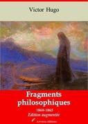Fragments philosophiques 1860-1865  | Edition intégrale et augmentée