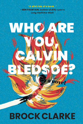 Who Are You, Calvin Bledsoe?