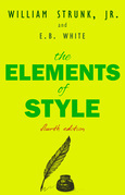 The Elements of Style, Fourth Edition