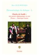 Phénoménologie du dialogue - I.
